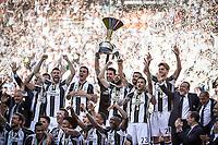 Buffon<br /> <br /> Torino 21-05-2017 Juventus Stadium Football Calcio Serie A 2016/2017 Juventus - Crotone .<br /> Foto Insidefoto