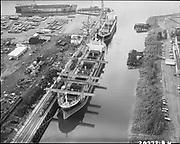 "Ackroyd 20272-4 ""Schnitzer Industries. Aerials International Terminals Dock. September 30, 1977"""