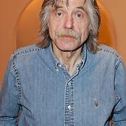 NLD/Blaricum/20120403 - Opname EK CD Ferdi Bolland, met Johan Derksen