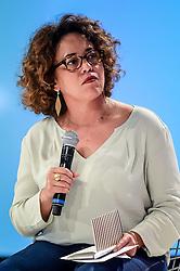 Cristiane Correa & Start Ups durante o VOX - The Joy of Sharing, evento que  pretende provocar reflexões sobre o futuro da comunicação a partir do compartilhamento de conteúdo e experiências. FOTO: Vinícius Costa/ Agência Preview