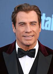 John Travolta, The 22nd Annual Critics Choice Awards at Barker Hangar (Santa Monica, CA.)