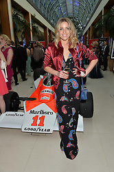OLIVIA COX at the Grand Prix Ball in aid of The Prince's Trust held at The Hurlingham Club, Ranelagh Gardens, London on 6th July 2016.