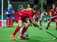 ANTWERP - BELFIUS EUROHOCKEY Championship  . Belgium v Spain (men) (5-0). Tom Boon (Belgie)  WSP/ KOEN SUYK
