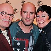 NLD/Amsterdam/20101228 - Inloop The voice of Holland 2010 concert, ouders Ben Saunders en zoon Dean