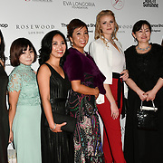 Sponsor the Plbble teams Arrivers at The Global Gift Gala red carpet - Eva Longoria hosts annual fundraiser in aid of Rays Of Sunshine, Eva Longoria Foundation and Global Gift Foundation on 2 November 2018 at The Rosewood Hotel, London, UK. Credit: Picture Capital