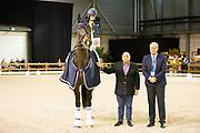 Thalia Rockx  - Verdi de la Fazenda<br /> The Dutch Masters - Indoor Brabant 2019<br /> © DigiShots