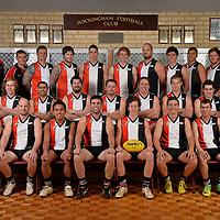 Rockingham RAMS - 2014 - Team Shots
