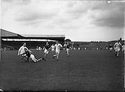 12/08/1956<br /> 08/12/1956<br /> 12 August 1956<br /> All-Ireland Minor Semi-Final: Tipperary v Antrim at Croke Park, Dublin.