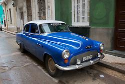 Old Car, Old Havana