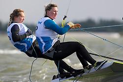 Medal races, May 24th 2013. Delta Lloyd Regatta  (21/25 May 2013). Medemblik - the Netherlands.
