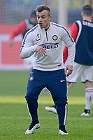 Xherdan Shaqiri Inter<br /> Milano 11-01-2015 Stadio Giuseppe Meazza - Football Calcio Serie A Inter - Genoa. Foto Giuseppe Celeste / Insidefoto
