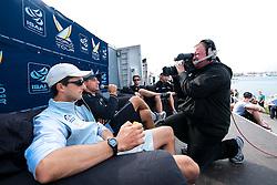 Danish Open 2010, Bornholm, Denmark. World Match Racing Tour. photo: Loris von Siebenthal - WMRT