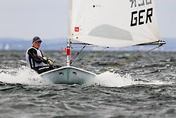 , Travemünder Woche 19. - 28.07.2019, Laser Standard - GER 205207 - Lutz HIRSCH - Mühlenberger Segel-Club e. V
