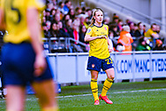 Arsenal Women forward Beth Mead (23) during the FA Women's Super League match between Manchester City Women and Arsenal Women FC at the Sport City Academy Stadium, Manchester, United Kingdom on 2 February 2020.