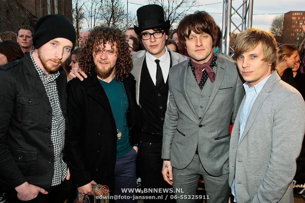 NLD/Amsterdam/20100415 - Uitreiking 3FM Awards 2010, Direct
