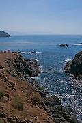 Pacific ocean, Mexico , la bufadora