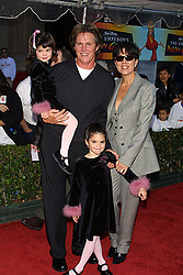 Dec 10, 2000; Hollywood, California, USA; Actor BRUCE JENNER, wife CHRIS, & kids KENDALL & KYLE @ The Emperor's New Groove Premiere..  (Credit Image: Lisa O'Connor/ZUMAPRESS.com)