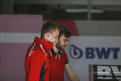 March 7, 2018 - Le Castellet, France - MAXIMILIAN GUENTHER of Germany and Arden International during the 2018 Formula 2 pre season testing at Circuit Paul Ricard in Le Castellet, France. (Credit Image: © James Gasperotti via ZUMA Wire)