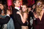 BILLIE LOURD; ADAM STEWART MALTZ. The 2008 Crillon Debutante Ball, Crillon Hotel. Paris. 29 November 2008 *** Local Caption *** -DO NOT ARCHIVE -Copyright Photograph by Dafydd Jones. 248 Clapham Rd. London SW9 0PZ. Tel 0207 820 0771. www.dafjones.com