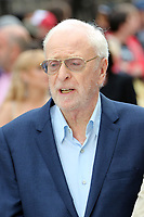 Michael Caine, King of Thieves - World Premiere, Leicester Square, London, UK, 12 September 2018, Photo by Richard Goldschmidt