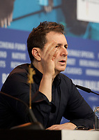 Director and Producer Yuval Adler at the press conference for the film The Operative (Die Agentin) at the 69th Berlinale International Film Festival, on Sunday 10th February 2019, Hotel Grand Hyatt, Berlin, Germany.