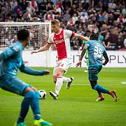 NLD/Amsterdam/20180408 - Ajax - Heracles, Matthijs de Ligt (4)