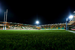 A general view of Franklin's Gardens, home of Northampton Saints - Mandatory by-line: Robbie Stephenson/JMP - 28/12/2018 - RUGBY - Franklin's Gardens - Northampton, England - Northampton Saints v Exeter Chiefs - Gallagher Premiership Rugby