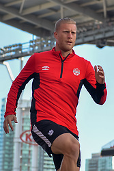 September 1, 2017 - Toronto, Ontario, Canada - Marcel de Jong during open training session conference in Toronto before the Canada-Jamaica Men's International Friendly match at BMO Field in Toronto Canada September 2, 2017  (Credit Image: © Anatoliy Cherkasov/NurPhoto via ZUMA Press)