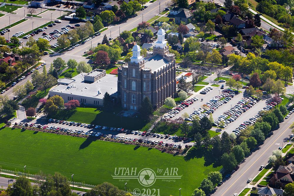 Logan Utah LDS Temple