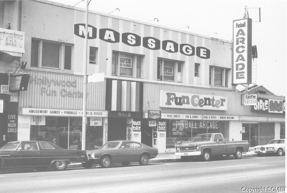 1975 Massage Parlor