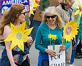 2017 Downeast Climate March, April 29