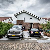 Nederland, Vinkeveen, 13 juli 2016.<br /> <br /> Buitenborgh is een park met 220 woningen gelegen tussen Amsterdam en Utrecht aan de Vinkeveense plassen.<br /> <br /> Buitenborgh is a recreational park with 220 homes located between Amsterdam and Utrecht at the Vinkeveen lakes.<br /> <br /> Foto: Jean-Pierre Jans