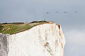 Battle of Britain flypast 2015