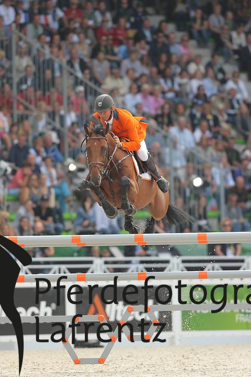 Dubbeldam, Jeroen, Zenith SFN<br /> Normandie - WEG 2014<br /> Springen - Finale IV<br /> © www.sportfotos-lafrentz.de/ Stefan Lafrentz