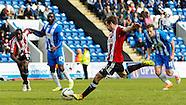 Colchester United v Brentford 260414