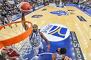Jamel McLean<br /> Banco di Sardegna Dinamo Sassari - Grissin Bon Reggio Emilia<br /> Legabasket LBA Serie A 2019-2020<br /> Sassari, 16/11/2019<br /> Foto L.Canu / Ciamillo-Castoria