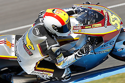 01.05.2010, Motomondiale, Jerez de la Frontera, ESP, MotoGP, Race, im Bild Hector Faubel - MarcVDS team. EXPA Pictures © 2010, PhotoCredit: EXPA/ InsideFoto / SPORTIDA PHOTO AGENCY