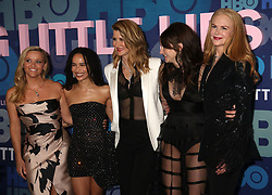 May 29, 2019 - New York City, New York, U.S. - Actresses REESE WITHERSPOON, ZOE KRAVITZ, LAURA DERN, SHAILENE WOODLEY and NICOLE KIDMAN attend HBO's Season 2 premiere of 'Big Little Lies' held at Jazz at Lincoln Center. (Credit Image: © Nancy Kaszerman/ZUMA Wire)