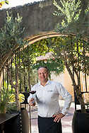 Restaurant Chez Serge in Carpentras, France, offers daily menus in which every dish contains truffles. The proprietor is Serge Ghoukassian. http://www.chez-serge.fr