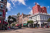 5th Avenue & F Street, Gaslamp Quarter