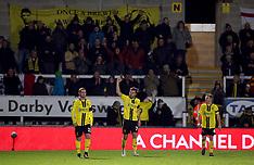 Burton Albion v Nottingham Forest - 30 Oct 2018
