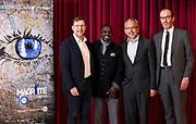 Brussels , 08/01/2020<br /> Press conference Les Magritte Du Cinéma<br /> Pix : Patrick Quinet / Kody Seti Kimbulu / Jean-Paul Philippot / Frederic Delcor<br /> Credit : Frederic Sierakowski / Isopix