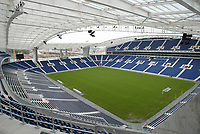 PORTO-09 DEZEMBRO:Est‡dio do Drag‹o, que alberga a equipa do F.C.Porto e o EURO 2004, 09/12/03  no est‡dio do Drag‹o.<br />(PHOTO BY: AFCD/JOSƒ GAGEIRO)