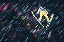 30.12.2018, Schattenbergschanze, Oberstdorf, GER, FIS Weltcup Skisprung, Vierschanzentournee, Oberstdorf, Probesprung, im Bild Vladimir Zografski (BUL) // Vladimir Zografski of Bulgaria during his Trial Jump for the Four Hills Tournament of FIS Ski Jumping World Cup at the Schattenbergschanze in Oberstdorf, Germany on 2018/12/30. EXPA Pictures © 2018, PhotoCredit: EXPA/ JFK