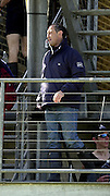2003 - Rowing - 149th Varsity Boat Race - Tideway Week<br /> 31/03/03 Championship Course, River Thames, London.<br /> Oxford's blue boat consultant  Coach Dan Topolski.  [Mandatory Credit; Peter Spurrier/Intersport Images]
