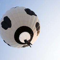 Balloons at the 2006 Quechee Balloon Festival, Quechee, Vermont.
