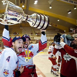 20110414: AUT, Ice Hockey - EBEL League, Finals, EC KAC vs EC Red Bull Salzburg, Match 7