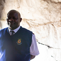 Pastor Francis Nthae of the Salvation Army supports programmes in his parish in Mukur Kwa Njenga on sexual health and reproductive rights, and on gender-based violence.