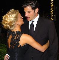 Jessica Simpson and Nick Lachey