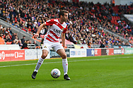 Matty Blair of Doncaster Rovers (17) in action during the EFL Sky Bet League 1 match between Doncaster Rovers and Gillingham at the Keepmoat Stadium, Doncaster, England on 20 October 2018.